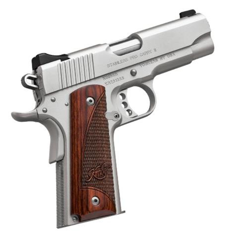 Kimber Stainless Pro Carry II 9mm