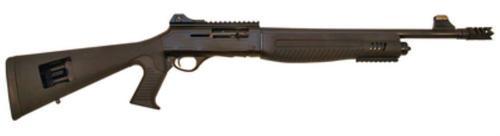 Escort Home Defense Semi-Auto Shotgun 12 Ga 3 Inch Chamber 18 Inch Barrel Matte Black Synthetic Stock With Pistol Grip 5 Rounds