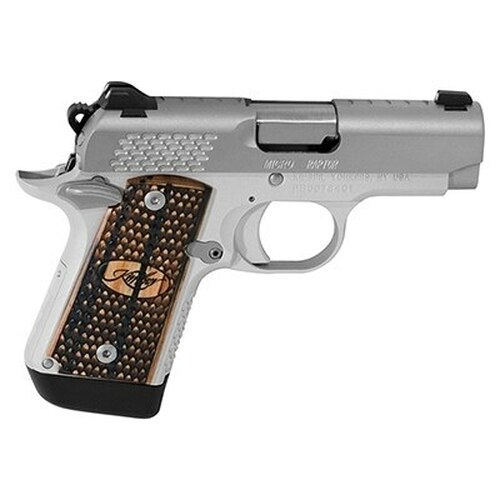 Kimber Micro 9 Raptor 9MM SS Finish