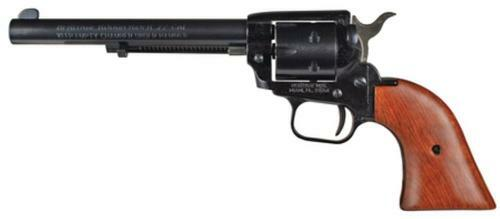 "Heritage Rough Rider 22LR/.22 WMR Combo 6.5"" Barrel Blue Finish 6 Round"