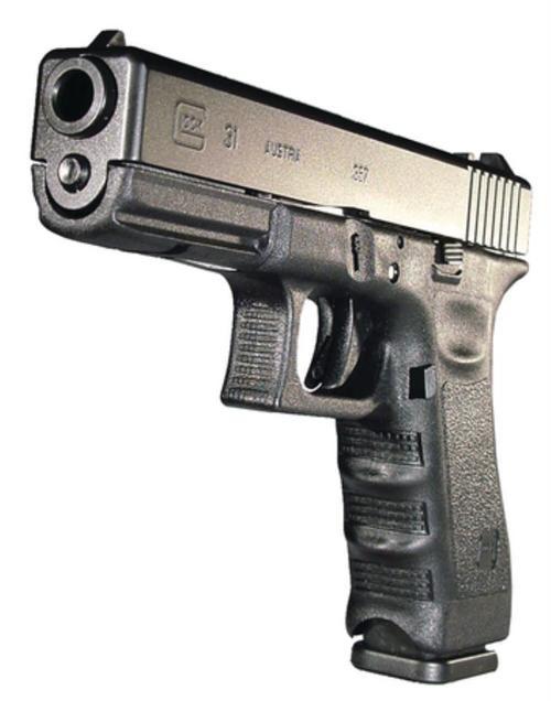 Glock 31 357Sig, Fixed Sights, 15rd Mags