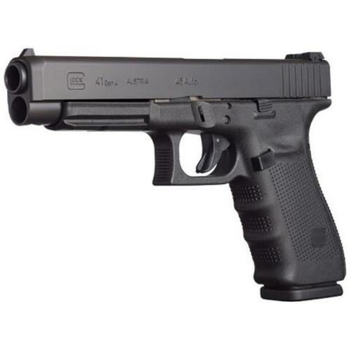 "Glock G41 Gen4 MOS .45 Auto 5.3"" Barrel Black Adjustable Sights 13rd Made In USA"
