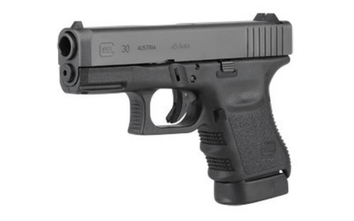 """Glock 30 Gen3, 45ACP, 3.78"""", 10+1, FS"""