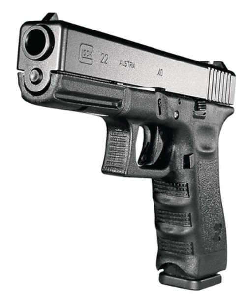 Glock 22C G3 40SW, Fixed Sights, Compensated, 15rd Mags