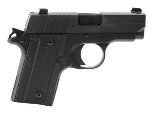 Sig P238, .380 ACP, 6rd, FS, Black