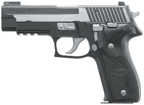 "SIG P226 Equinox 9mm SA/DA, 4.4"", Two Tone, 15rd"