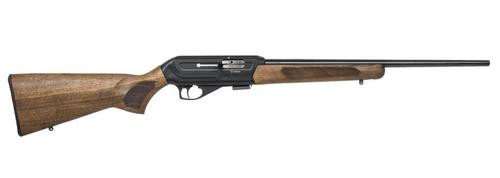 """CZ 512 American, 22 LR, 20.5"""" Cold Hammer Forged Barrel, Blue Finish, Walnut Stock, 5 Rounds"""