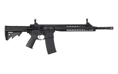 """LWRC IC-A5 Carbine 5.56 16"""" Barrel, Skirmish Sights 2-POS Gas Block, 30 Rd Mag"""