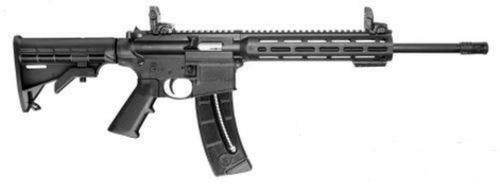 "Smith & Wesson M&P 15-22 Sport Rifle 22 LR, M-LOK Rail, 16"" Barrel, 25rd"
