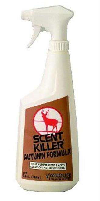 Wildlife Research Scent Odor Eliminator, 24oz, Trigger Spray