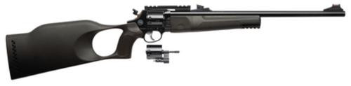 "Rossi Circuit Judge 22LR/.22 Magnum (Two Cylinders) 18.5"" Barrel Thumbhole Stock 9rd"
