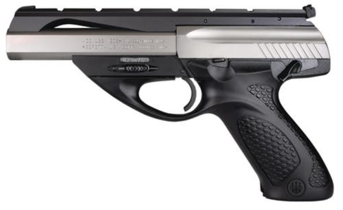 "Beretta U22 Neos .22LR 4.5 ""Barrel, Inox Black Synthetic Grip/Frame SS, 10rd"