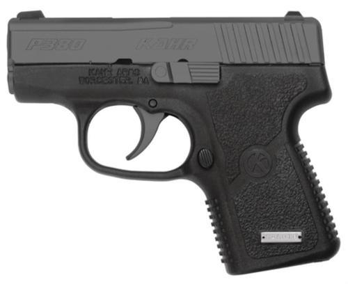 """Kahr Arms P380 .380ACP, 2.5"""" Barrel, All Black 'Midnight"""""""