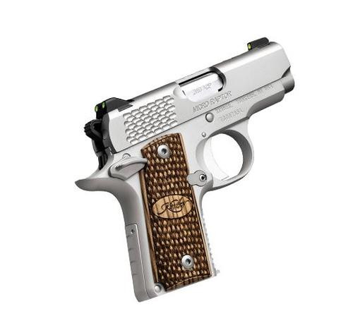 Kimber Micro Raptor Stainless Finish 380 ACP