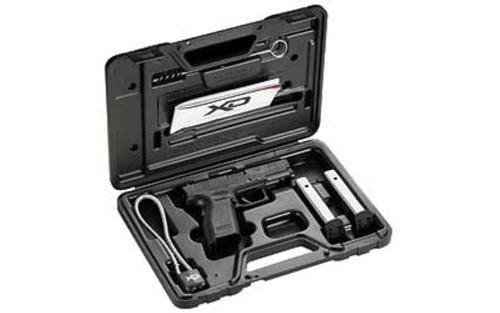 "Springfield XD40 Essential Package, 3"" Sub Compact, 9rd/12rd Mags"