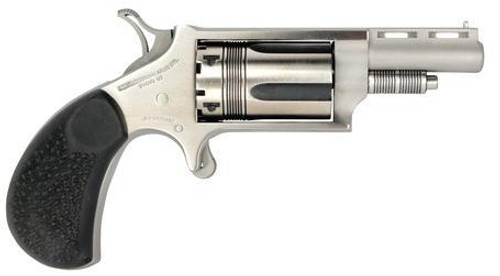 "North American Arms NAA Wasp .22 Mag Revolver, 1.625"" Vented Barrel, Includes 22LR Conversion Cylinder"