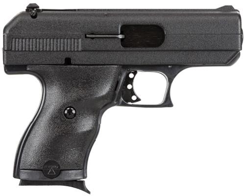 "Hi-Point C9 Compact 9mm, 3.5"" Barrel, Nylon Holster Package, Black, 8rd"