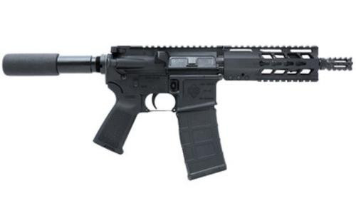 "Diamondback DB15 Pistol 5.56/223, 7.5"" Barrel, Black, 30rd Mag"