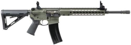 """Barrett REC 7 - Gen II 6.8 SPC 16"""" Barrel A2 Flash Hider Six Position MOE Stock Olive Drab Green Receiver 30rd"""