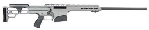 Barret M98B Lightweight 338 Lapua 24in Grey