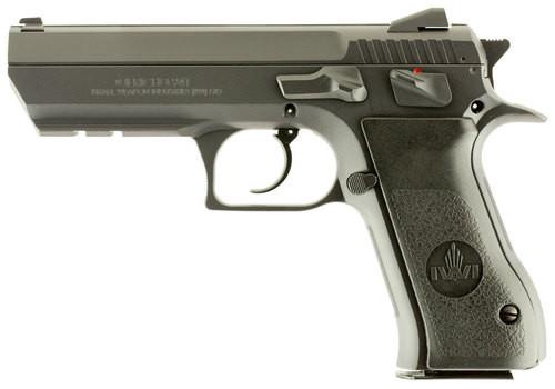 """IWI US Jericho 941, 9mm, 4.4"""" Barrel, 16rd, Steel Frame"""