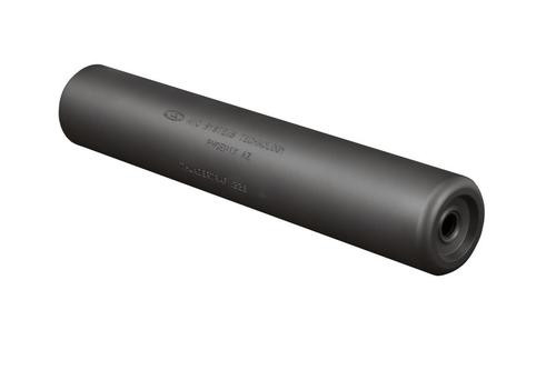 AWC Thundertrap Suppressor, .338, 18x1, Black