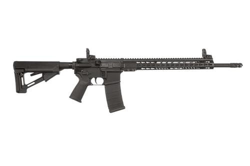 "ArmaLite M-15 Tactical Rifle SA 223 Rem 18"" Barrel, Magpul STR Stock Black, 30rd"