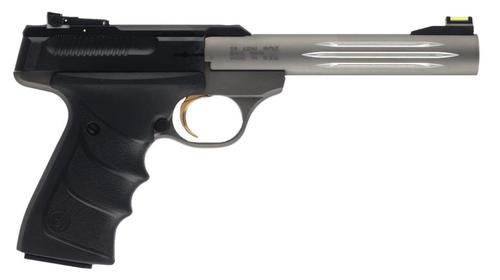 "Browning Buck Mark URX Lite 22LR 5.5"" Barrel, Ultragrip RX Black/Gray Finish- CA Compliant"