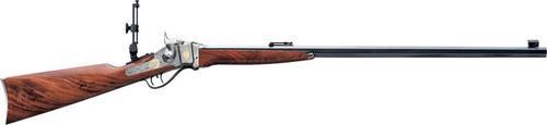 "Uberti 1874 Sharps Extra Deluxe Rifle, .45-70, 32"""