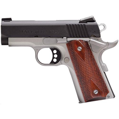 """Colt Custom Defender 45 ACP Two Tone 3"""" Barrel"""