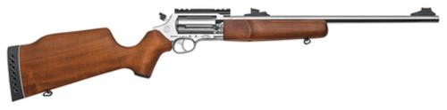 "Rossi Circuit Judge .45 Colt/410 Ga, 18.5"" Rifled Barrel, SS Finish, Wood Monte Carlo Stock, 5rd"