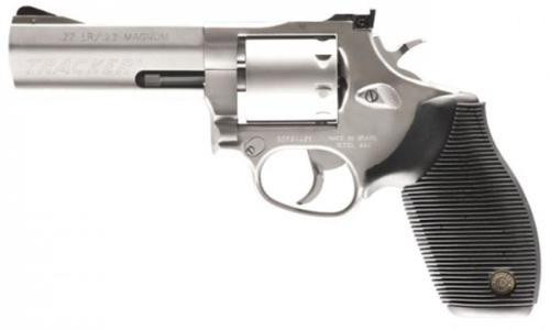 "Taurus Tracker 992 Revolver, 22LR and 22 Mag, 4"", SS, 9 Round"