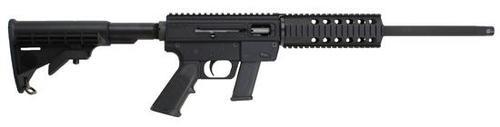 Just Right Carbine 40 S&W Black, 17-Round, Treaded Barrel