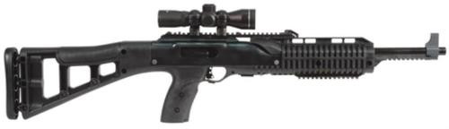 "Hi-Point 995TS Carbine 9mm 16.50"",  Black All Weather Molded Stock,  10 rd"