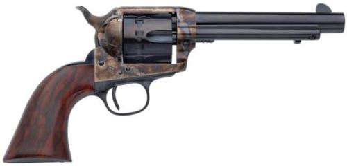 "Taylor's Cattleman New Model 22 LR 4.75"" 12rd Blued Steel"