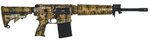 "Windham Weaponry SRC .308/7.62x51mm 16.5"" Chrome Lined Medium Profile Barrel, TimberTec Camouflage Finish 20rd Mag"