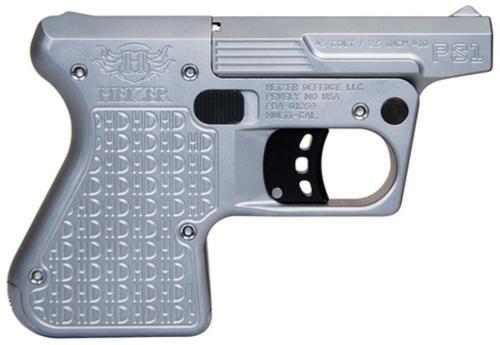 Heizer PS1 Pocket Shotgun Single Shot .45Colt/.410 Ga Steel Frame Silver Finish