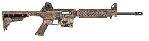 Mossberg 715 Tactical Flat Top, Mossy Oak Camo, 10rd
