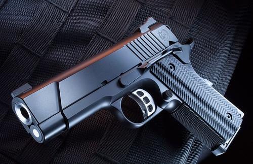 Nighthawk Custom T4, 3.8 inch Barrel 9mm Officer, Steel Frame
