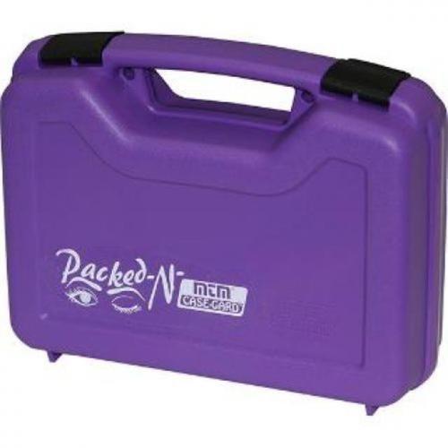 "MTM Case-Gard, Single 4"" Handgun Case, Purple"