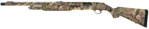 "Mossberg 500L Turkey Left Hand 12 Ga 3"" Chamber 24"" Vent-Rib Ported Barrel Fiber Optic Sights Synthetic Stock Full Coverage Mossy Oak Infinity Camouflage Finish 6rd"