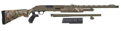 Mossberg 500 FLEX Turkey/Defense Combo Pump N/A 12 Ga OD Green