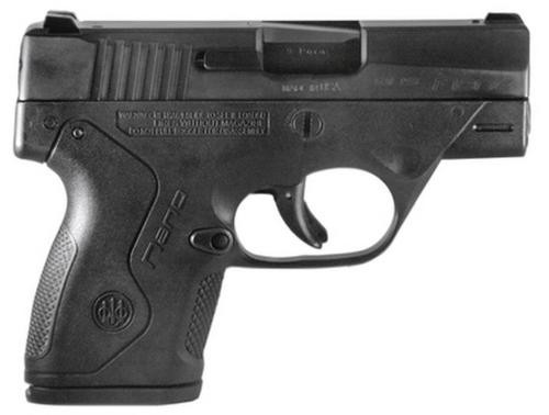 "Beretta Nano 9mm, 3"" Barrel, Pronox Finish, 6rd Mag"