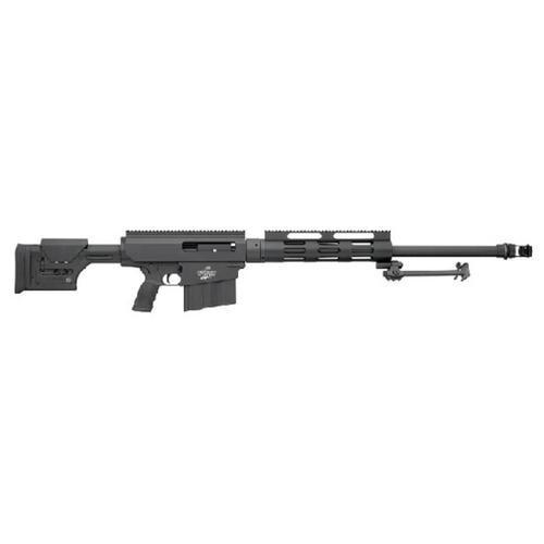 "Bushmaster BA50 50 BMG, 30"" Barrel, AAC Cyclops Brake, MagPul PRS Stock, 2x10rd Mags"