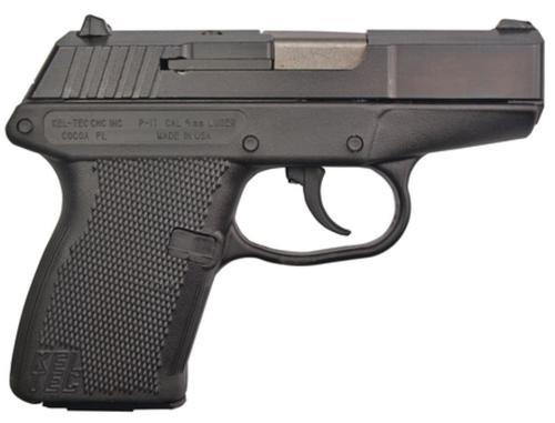 Kel-Tec 9mm 3 Barrel Black Polymer Grip 10 Rd Mag