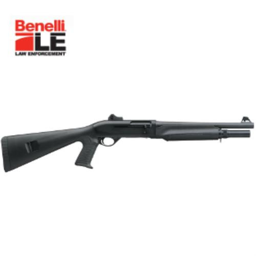 "Benelli M2 LE Entry 12 Ga, 14"", Pistol Grip, Black Synthetic, NFA Rules Apply, LIMITED SUPPLY"