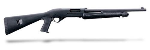 Benelli SuperNova Tactical Pump 12g 18.5 Pistol Grip Rifle Sights