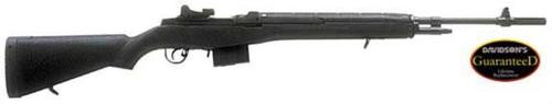 "Springfield M1A Loaded Semi-Auto 308 Win 22"" Synthetic Stock Blue 10rd"