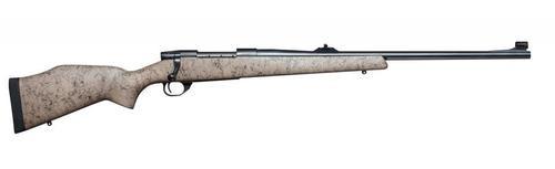 "Weatherby Vanguard DGR, 375 H&H Mag, 24"", Blued, Tan Composite Stock"