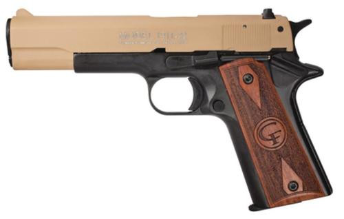 Chiappa Standard 191122LR 5 Inch Barrel Tan Slide With Black Frame 10 Round